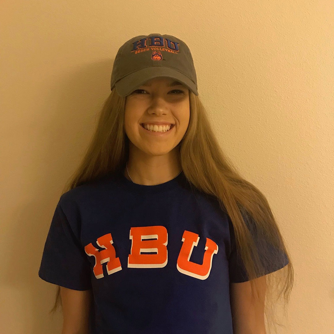 Maddie Butters Commits to Houston Baptist University!