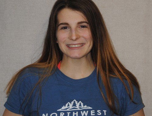 Alanna Dorow Commits to Northwest University!
