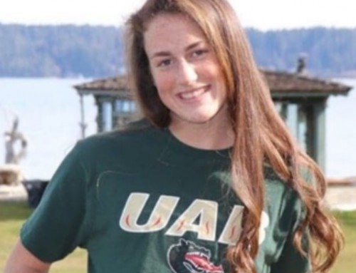 Maeve Griffin Commits to UAB Beach!