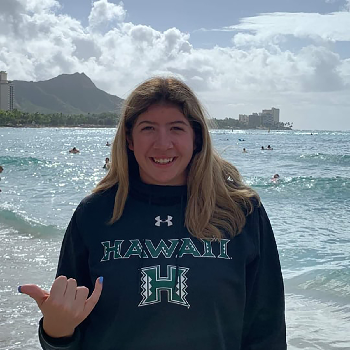Kendall Kaelin – University of Hawaii