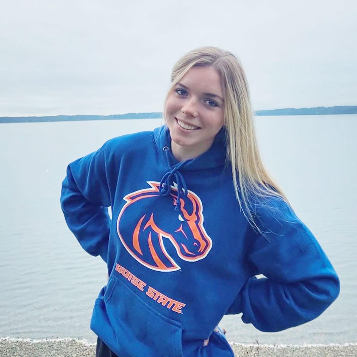 Anika Christensen – Boise State