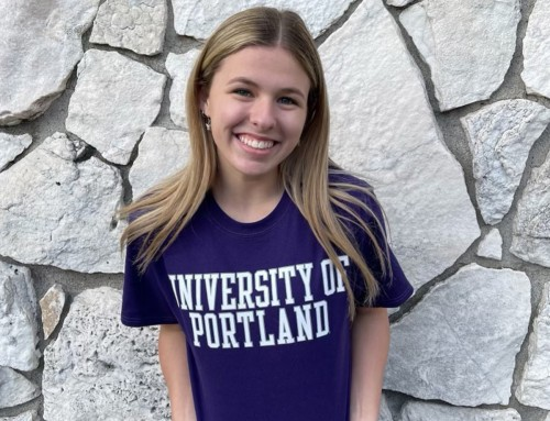 Taylor Helle – University of Portland