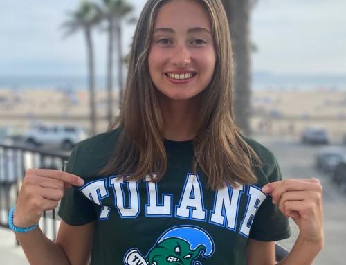 Samantha O'Connor – Tulane University